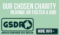 German Shepherd Dog Rescue - Care2Pets Chosen Charity